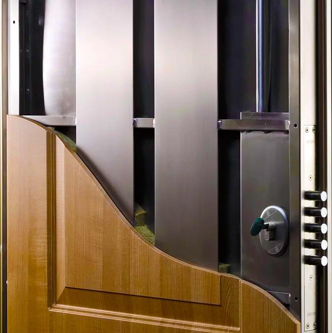 Puertas blindadas - Tienda y fábrica en Madrid