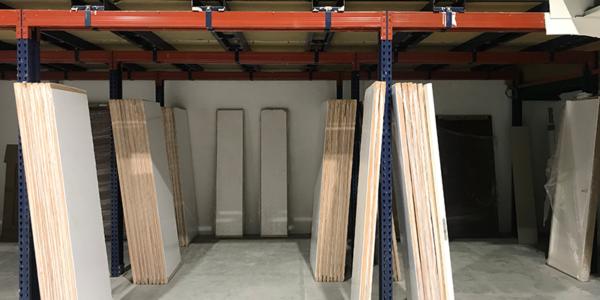 Fábrica de Puertas de interior lacadas - Puertas Lusan