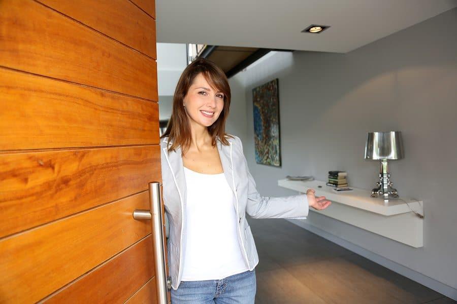 Catálogo de puertas de interior blancas y puertas acorazadas